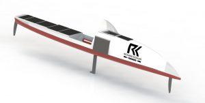 kayak design Richard Kohler