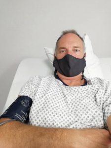 Richard Kohler hand surgery