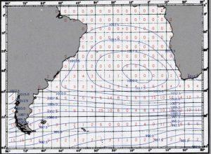 gales and pressure